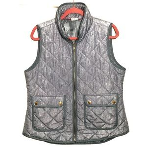 Artisan NY Quilted Puff Vest